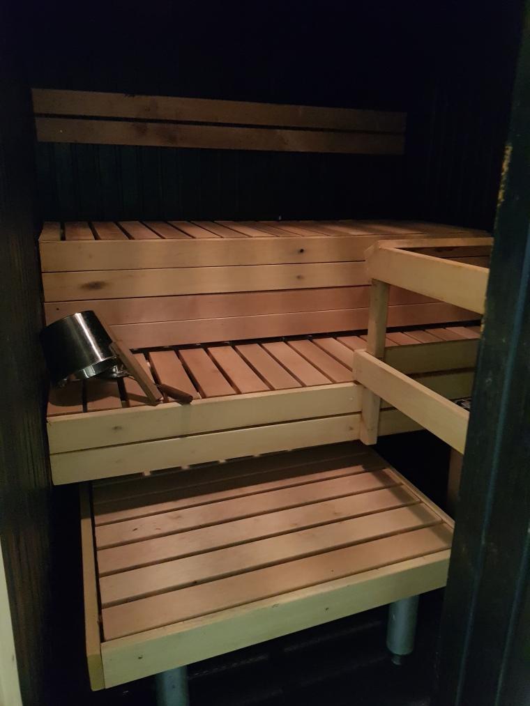 saunan 3 sauna